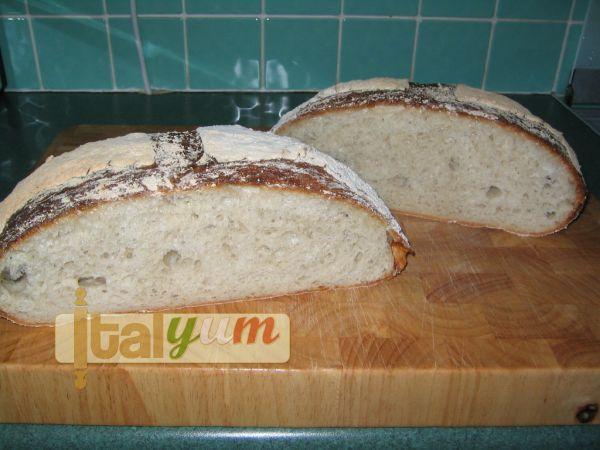 Home made bread (Pane casereccio) | Bakery