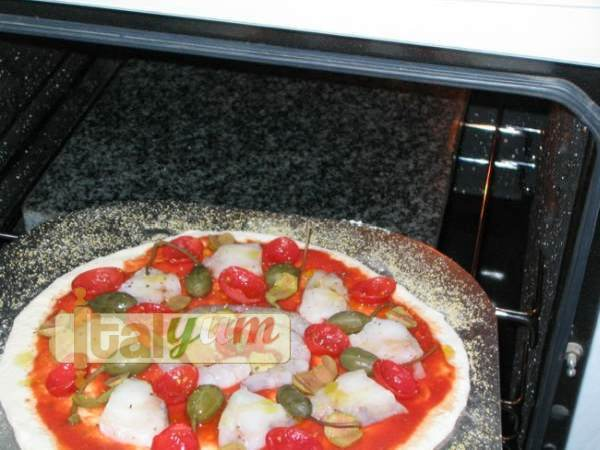 My seafood pizza | Pizza recipes