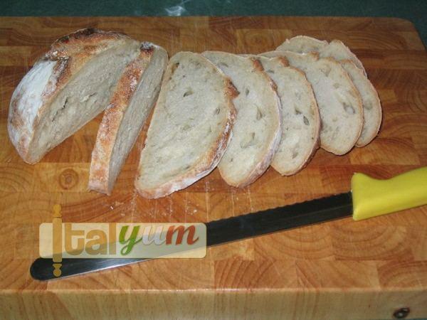 Brilliant bruschetta (Fettunta)   Special Recipes