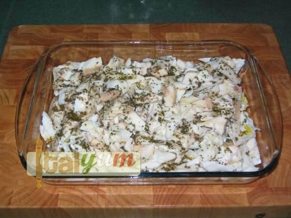 Pike Mantova (Luccio alla mantovana)   Special Recipes
