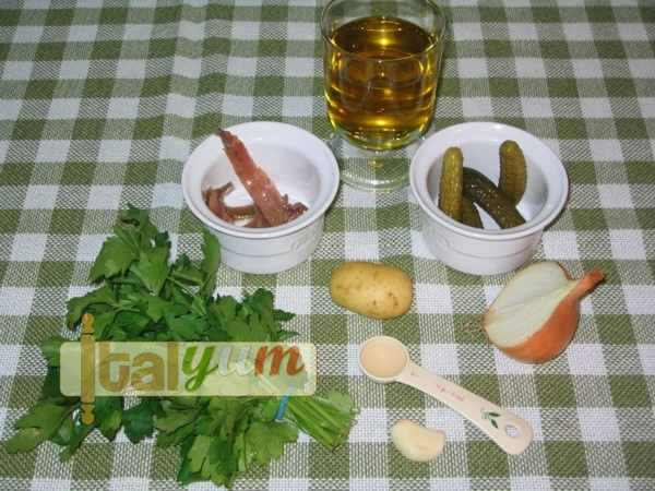Mixed boiled meats (Bollito misto cremonese) | Meat Recipes