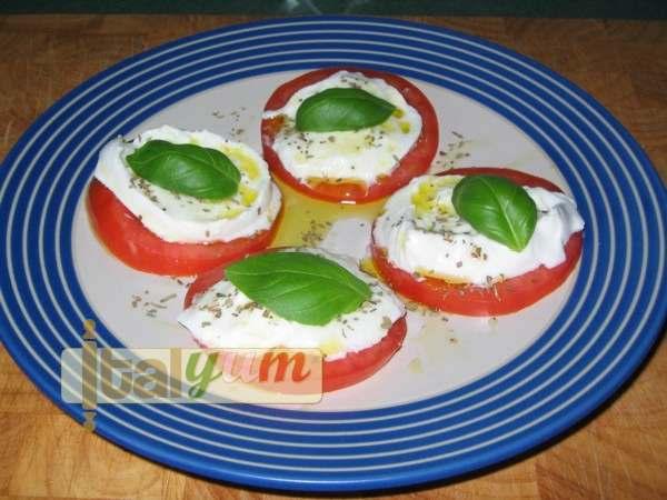 Caprese Salad (Insalata caprese) | Vegetable recipes