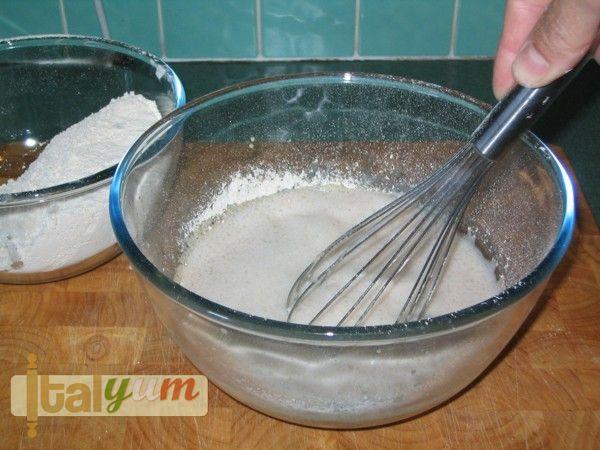 Poor man's chestnut cake (Castagnaccio) | Bakery