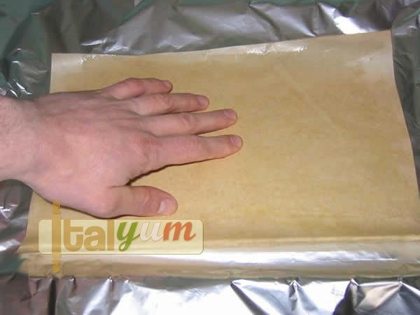 Sea bream wrapped in cooking foil 2 (Orata al cartoccio) | Seafood recipes