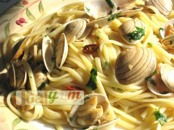 Linguine with clams | Pasta recipes