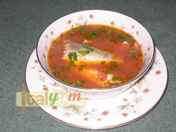 Fish Stew (Ciuppin) | Seafood recipes