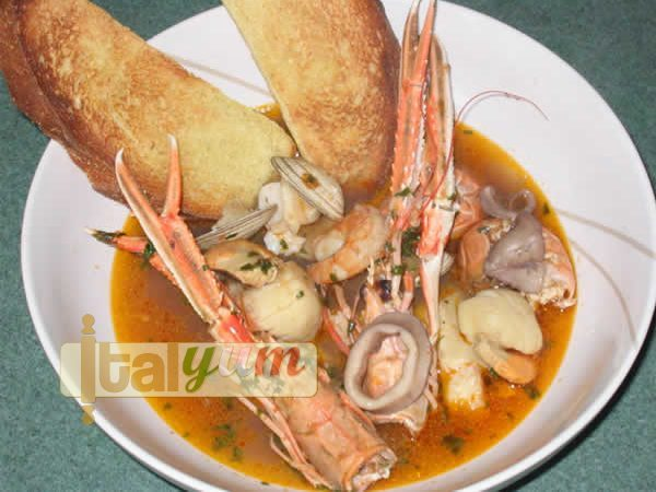 Fish Stew (Caciucco) | Seafood recipes