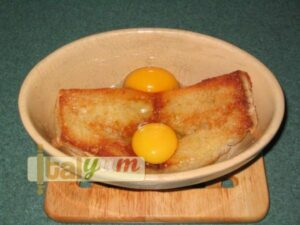 Bread and egg soup (Zuppa alla Pavese)   Special Recipes