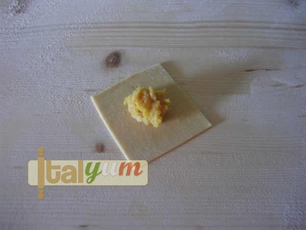 Pumpkin ravioli (Ravioli di zucca) | Pasta recipes