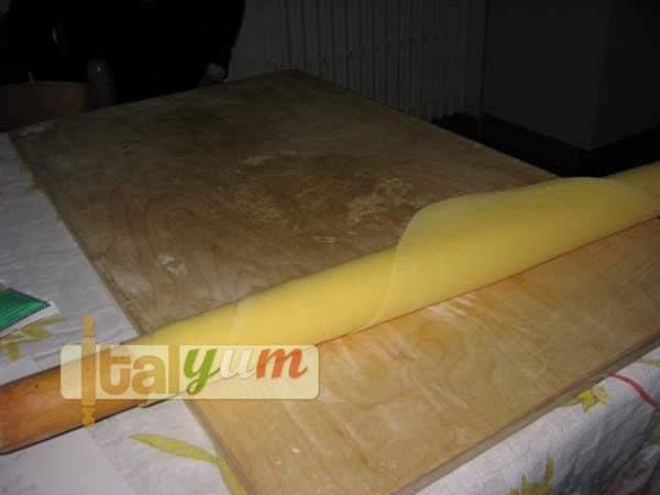 Homemade tagliatelle | Pasta recipes