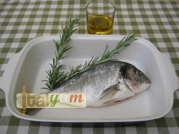 Sea Bream cooked in sea salt (Orata al sale) | Seafood recipes