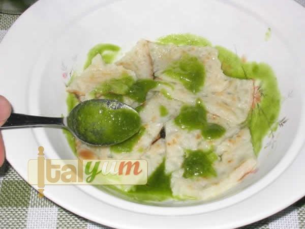 Testaroli with pesto sauce (Testaroli al pesto)   Special Recipes