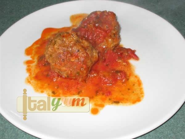Meatballs (Polpette di carne)   Meat Recipes