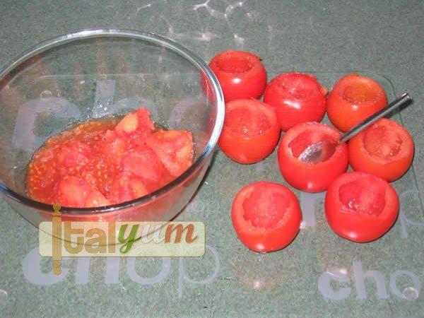 Stuffed tomatoes (Pomodori ripieni)   Vegetable recipes