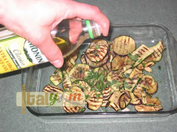 Grilled vegetables (Verdure alla piastra) | Vegetable recipes
